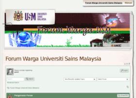 forumwarga.usm.my
