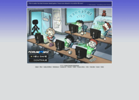 forumwarz.com