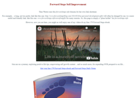 forwardsteps.info