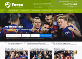forzavoetbalreizen.nl