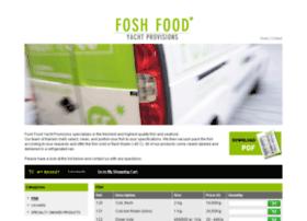 foshfoodyachtprovisions.com