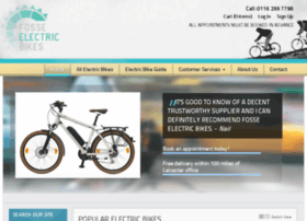 fosseelectricbikes.co.uk