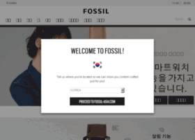 fossil.co.kr