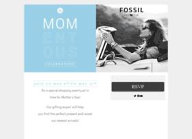fossil.splashthat.com