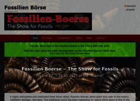 fossilien-boerse.de