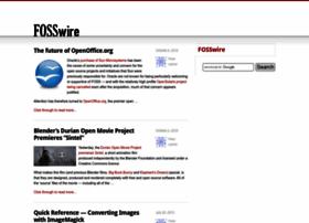 fosswire.com