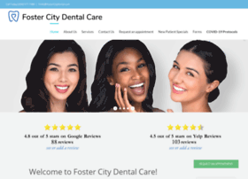 fostercitydental.com