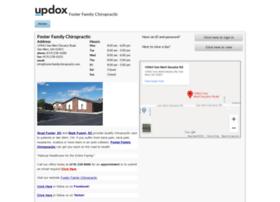 fosterfamilychiropractic.myupdox.com
