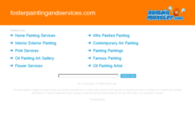 fosterpaintingandservices.com