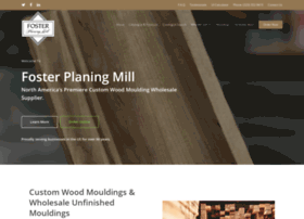 fosterplaningmill.com