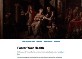 fosteryourhealth.wordpress.com