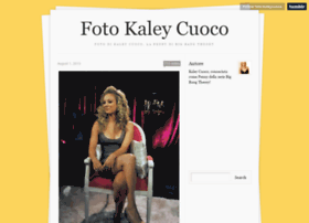 foto-kaleycuoco.tumblr.com