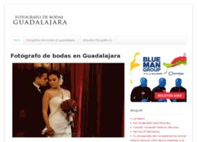 fotografodebodasguadalajara.com