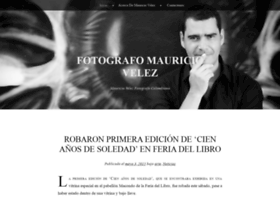 fotografomauriciovelez.wordpress.com
