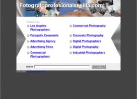 fotografoprofesionalsevilla.com