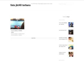 fotojkt48terbaru.blogspot.com