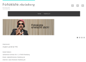 fotokiste-rheinberg.de