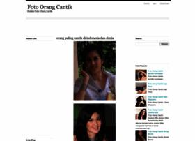 fotoorangcantik.blogspot.com