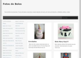 fotosdebolos.com.br