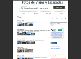 fotosviajesescapadas.com