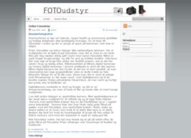 fotoudstyr.org