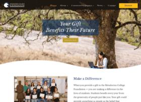 foundation.mendocino.edu
