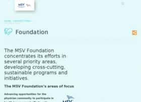 foundation.msv.org