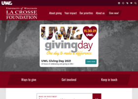 foundation.uwlax.edu