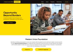 foundation.westernunion.com