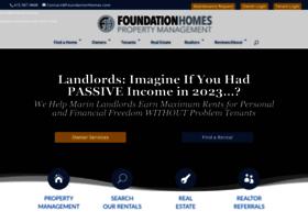 foundationhomes.com