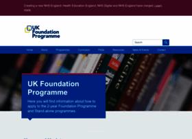 foundationprogramme.nhs.uk