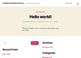 foundationrepairlexington.com