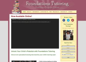 foundationstutoring.org