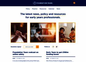 foundationyears.org.uk