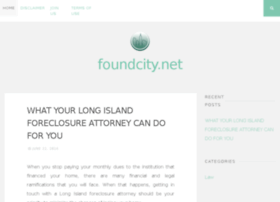 foundcity.net