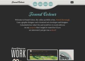 foundcolour.com