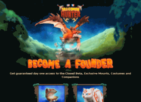 founder.dragomonhunter.com