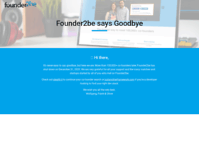 founder2be.com