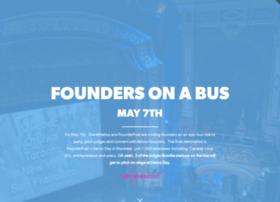 foundersonabus.splashthat.com