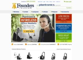 founderstelecom.com