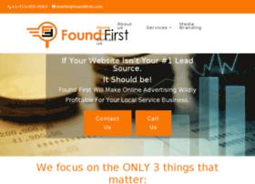 foundfirst.com