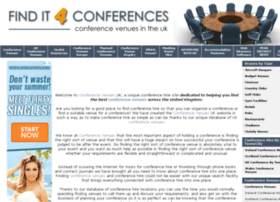 foundit4conferences.co.uk