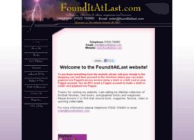 founditatlast.com