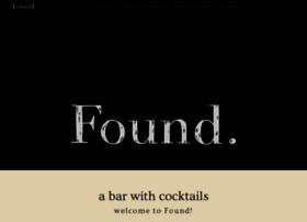 foundthebar.com