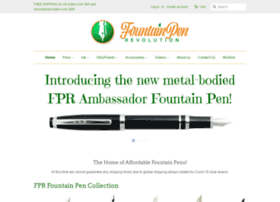 fountainpenrevolution.com