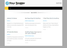fourblogger.com
