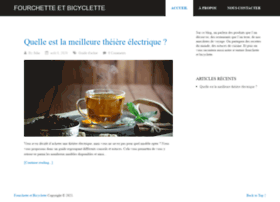 fourchetteetbicyclette.fr