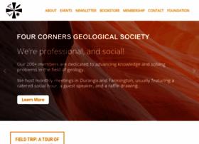 fourcornersgeologicalsociety.org
