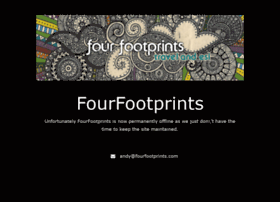 fourfootprints.com
