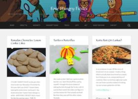 fourhungryfizzles.com